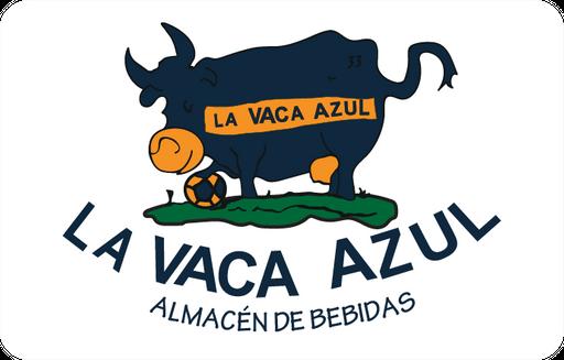 La vaca Azul
