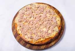 Pizzeta Mozzarella con Atún