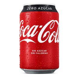 Coca Cola en Lata sin Azúcar 354ml