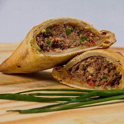 Empanada Carne y Aceitunas
