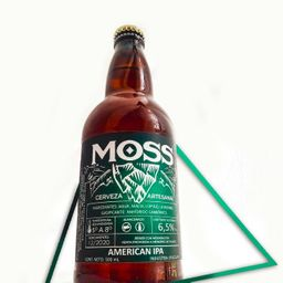 Moss American Ipa 500 ml