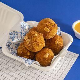 Croquetas de Pollo Al Curry X 6