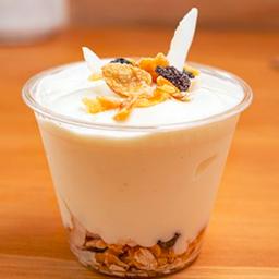 Yogurt de Leche de Coco