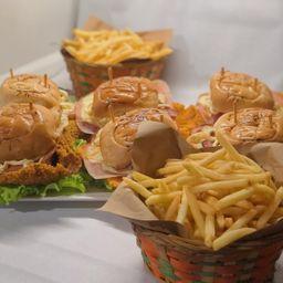Burger Completa para 6
