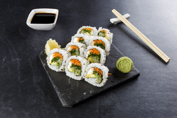 Vegetariano Roll x 9