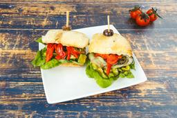 Mini Batta Vegetales Grillé