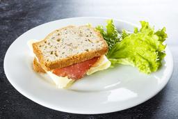 Sándwich Queso y Bondiola