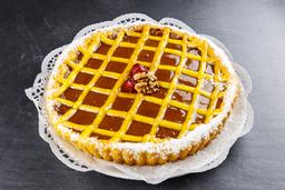 Pasta Frola Dulce de Leche