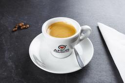 Café expresso descafeinado