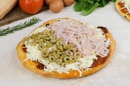 Pizzeta con Sabores