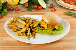 Burger Clásica Americana