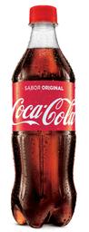 Refresco Línea Coca-Cola 600 ml