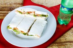 Almuerzo 2 - Con Refresco