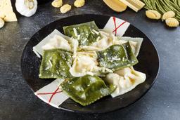 Raviolones de Jamón y Muzzarella