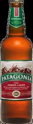 Cerveza Patagonia Amber 1 L