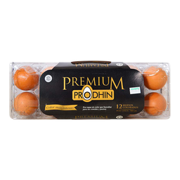 Prodhin Huevo Premium Color X 12 - Bs