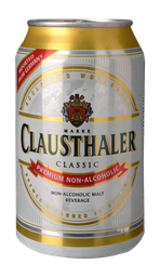 Cerveza S/Alcohol Clausthaler La 330Ml