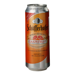 Cerveza Schofferhofer Grapefruit 500 mL