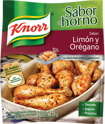 Base Knorr Limon Y Oregano