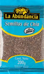 La Abundancia Semillas De Chia