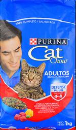 Cat Chow Alimento Gato Adultos1Kg. Xr