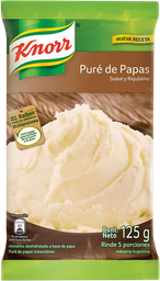 Pure de Papas Knorr Instantaneo 125 g