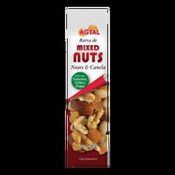 Agtal Barrita Mix Frut Secos Nu C