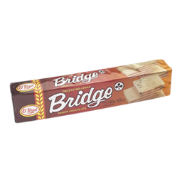 Galletas Bridge Obleas El Trigal Sabor Chocolate