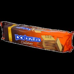 Portezuelo Oblea Chocolate