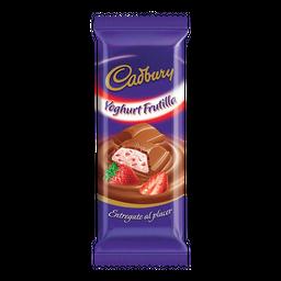 Chocolate Cadbury Yogurth Frutilla 160 g