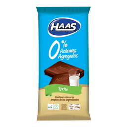 Haas Chocolate 0% Azucar Leche