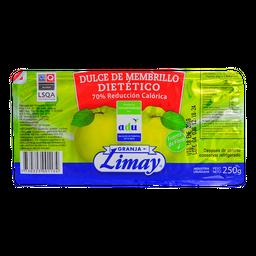 Dulce Membrillo Limay Dietético Bj