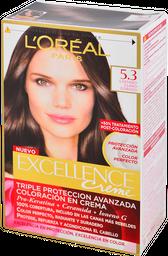 Coloracion Excellence Castaño Claro Dorado 5.3