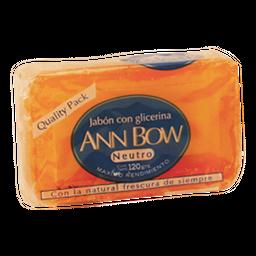Ann Bow Jabon Glicerina