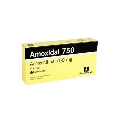 Amoxidal 750 Mg