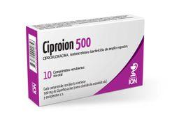 Cipro Ion 500 Mg