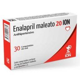 Enalapril 20 Mg Ion