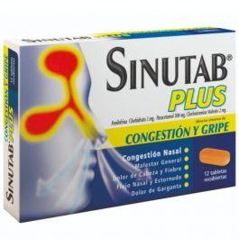Sinutab Plus