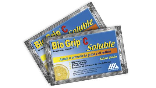 Bio Grip C Soluble 1 Sob