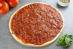 Pizzeta con Salsa - 32 Cm