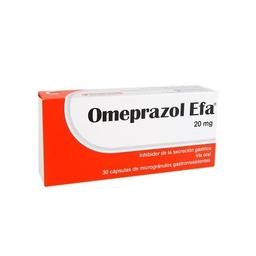 Omeprazol Efa 20 Mg