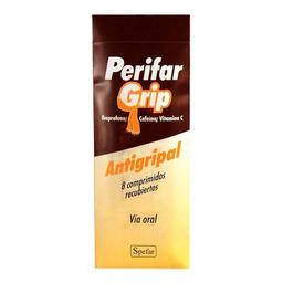Perifar Grip 8 Comprimidos