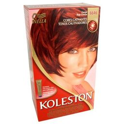 Koleston Kit Tinta 66/46 Red