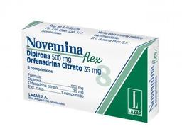 Novemina Flex 8 Comprimidos