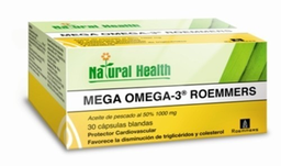 Mega Omega 3 Nh