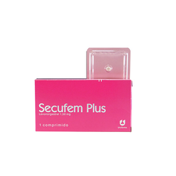 Secufem Plus 1 Comprimido