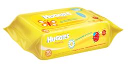 Huggies Toallitas Humedas Classic X70