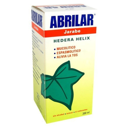 Abrilar Jarabe 200 Ml
