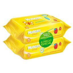 Huggies Toallitas Humedas Clas Rep. X140