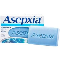 Asepxia Jabon Exfoliante 100 Grs.